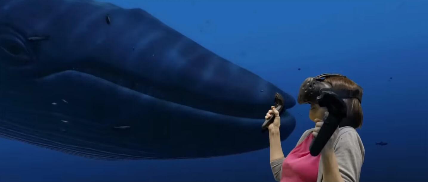 Erlebt die Faszination der Weltmeere in unserem VR - Dock -->  Das ist VR-Gaming at it´s best !