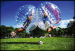 Bubble Soccer - Future Games World