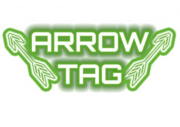 Arrow Tag Logo für Future Games World