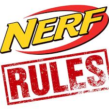 Nerf Rules Logo