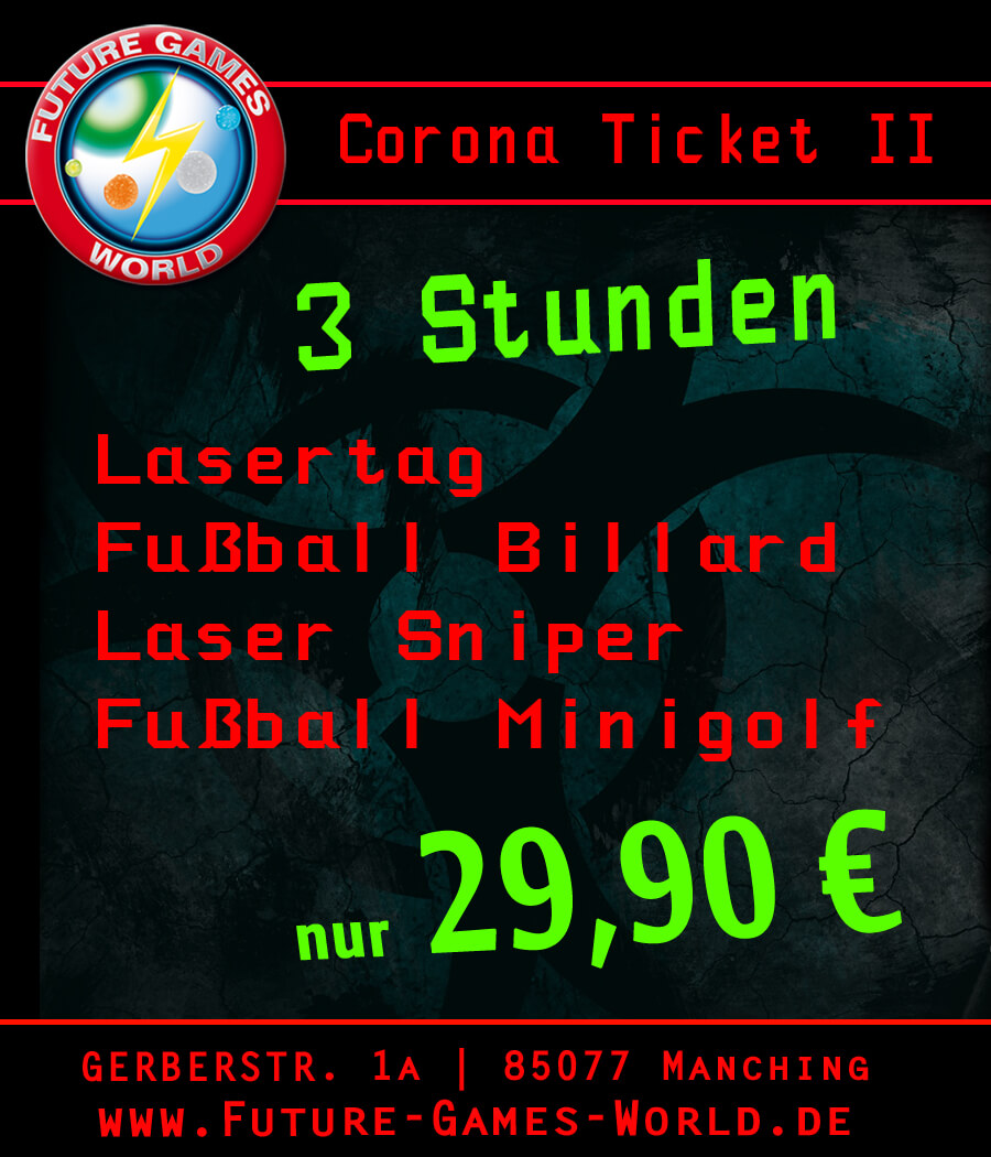 Corona Ticket2